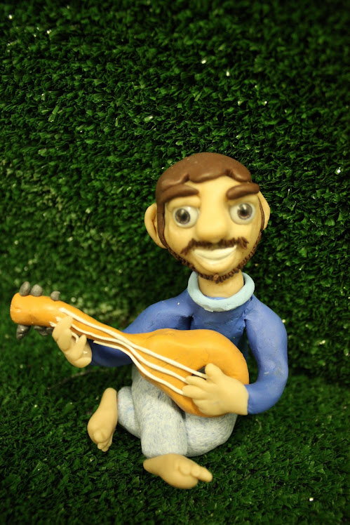 Zach Claymation