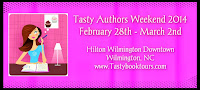 TASTY AUTHORS WEEKEND 2014!