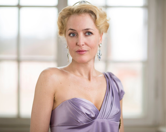 Actress, @ Gillian Anderson - War & Peace BBC Series