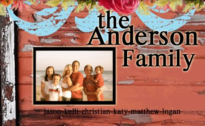 The Anderson Fam