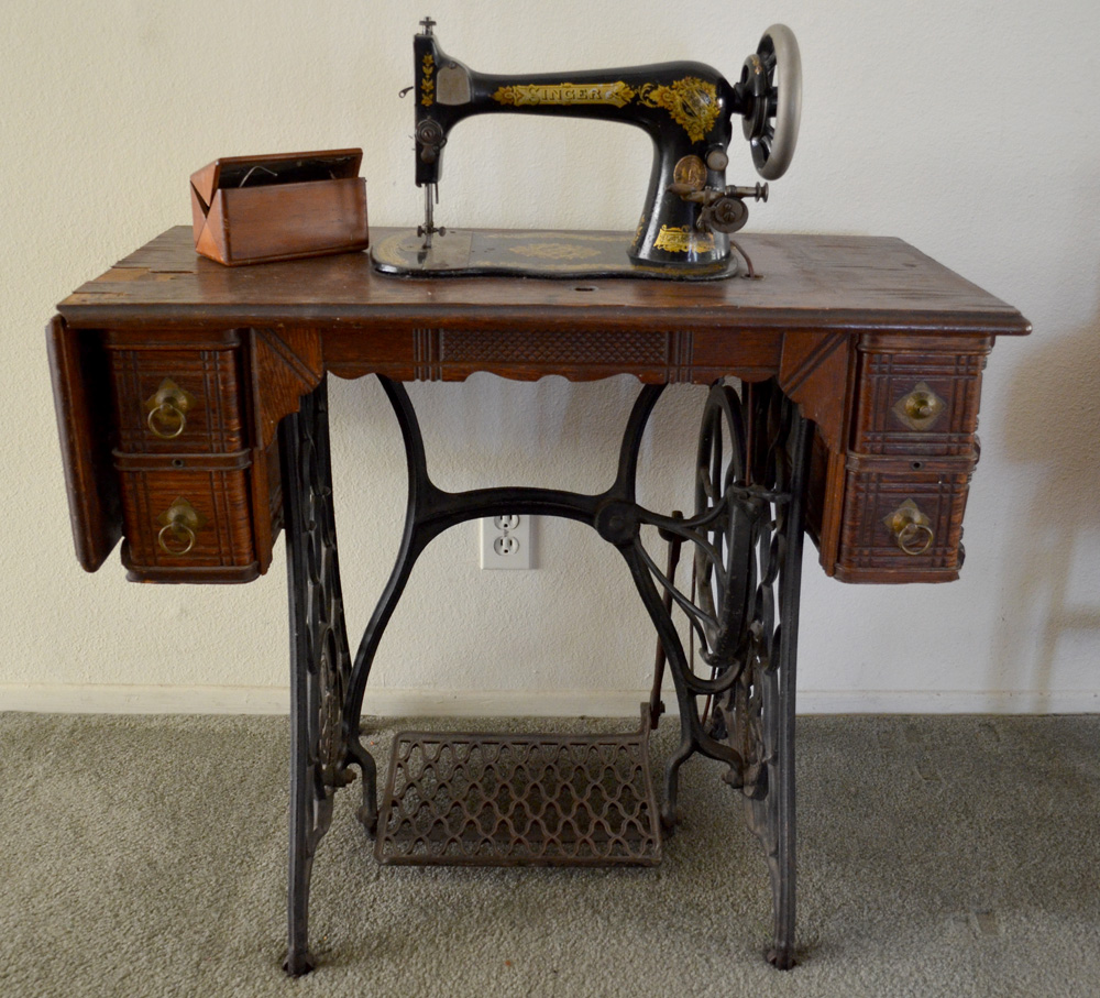 Singer Sewing Machines, Manuals and Parts