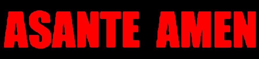 Asante Amen* Asante - Save Dem Jah