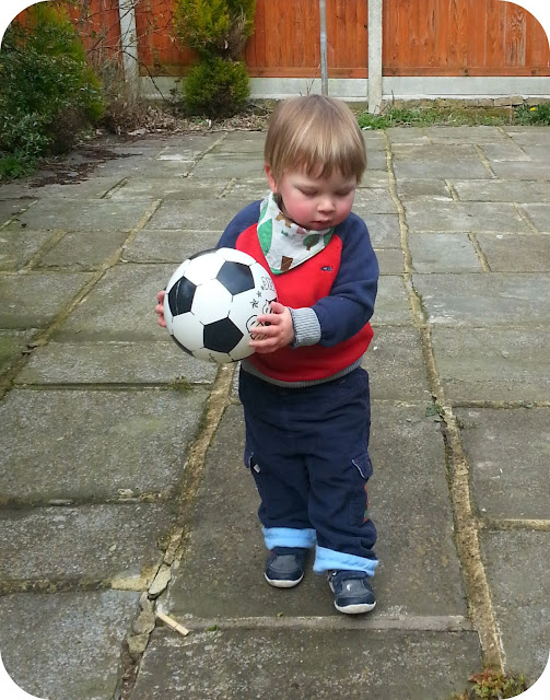 toddler football
