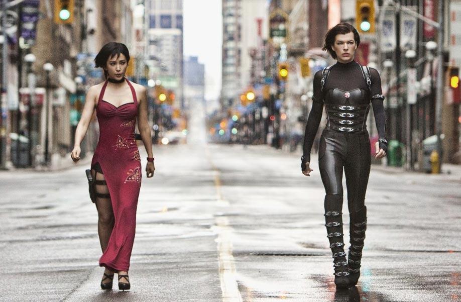 Li Bingbing – Pemeran Ada Wong di Film Resident Evil
