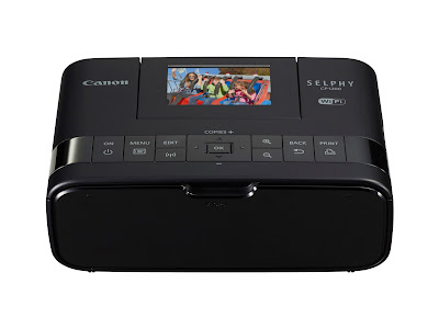 New Canon SELPHY CP1200 Wireless Compact Photo Printer