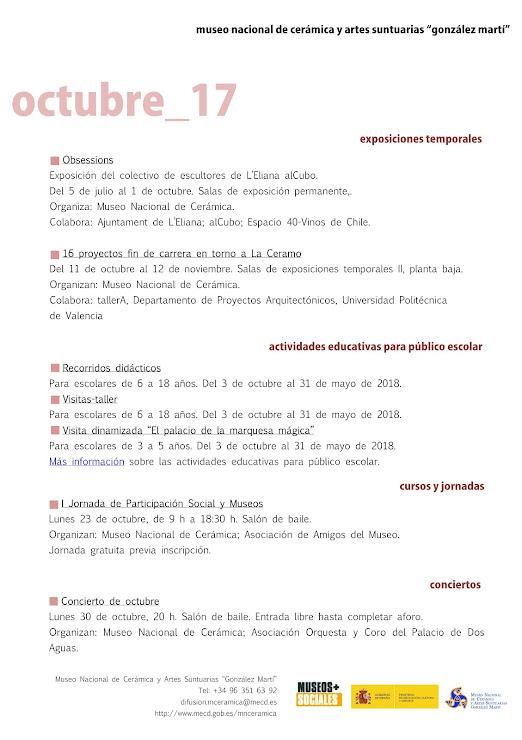 ACV 06 MUSEO GLEZ MARTÍ (01 al 31 d'Octubre 2017)