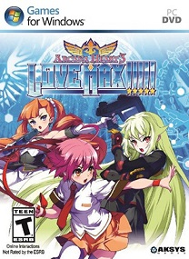 Arcana Heart 3 LOVE MAX-RELOADED