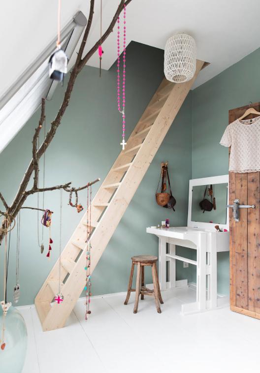 une ferme r nov e dans un esprit contemporain. Black Bedroom Furniture Sets. Home Design Ideas