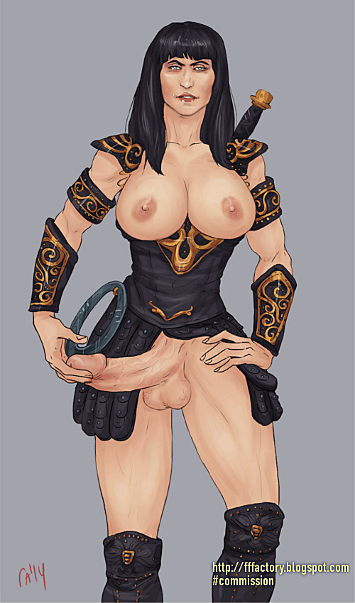 xena the warrior princess toons porn