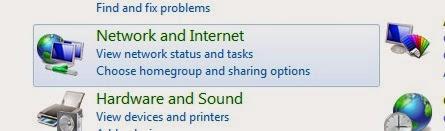 Mengatur TPC/IPv di windoows