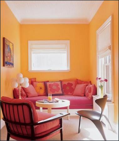 inpirasi ruang keluarga bergaya kontemporer | rumah