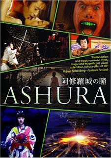 Ashura A Rainha Dos Demônios Dublado