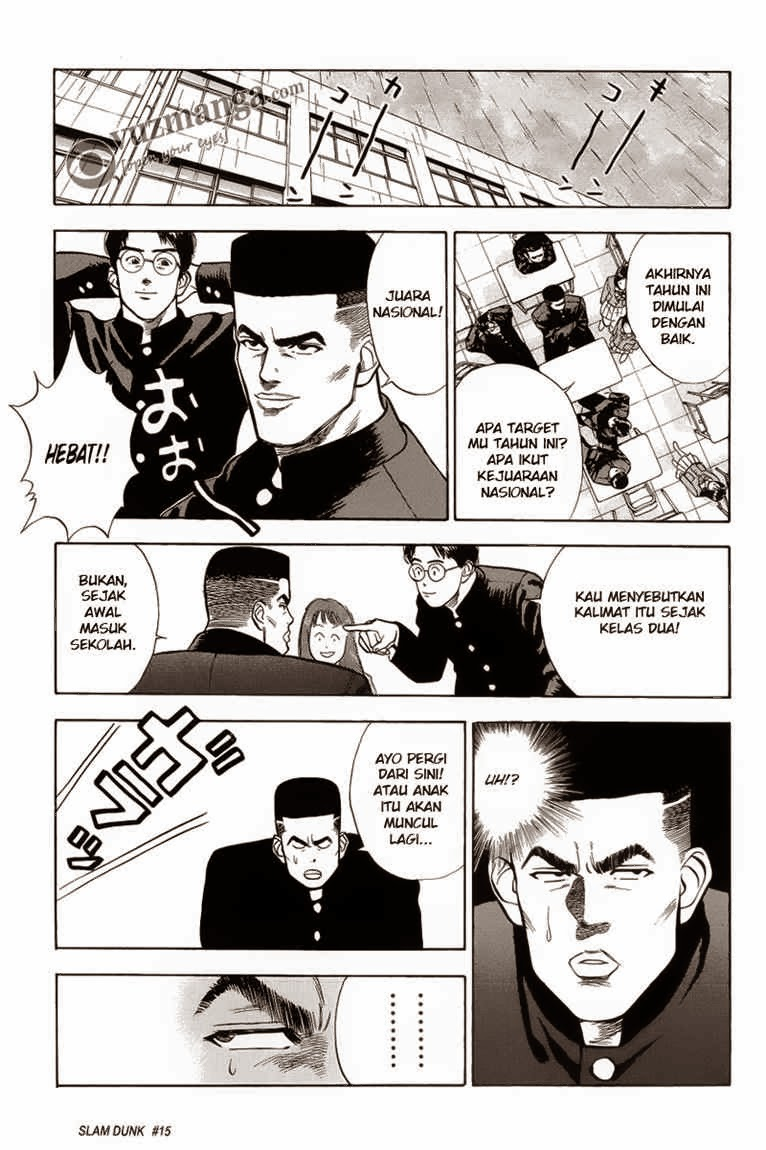 Komik slam dunk 015 - ketika hari hujan 16 Indonesia slam dunk 015 - ketika hari hujan Terbaru 12|Baca Manga Komik Indonesia|