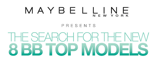 Maybelline New York 2014 Top Models of 8-in-1 Clear Smooth BB Model Search