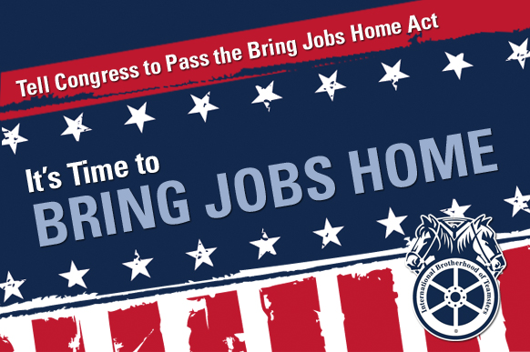 Bring Jobs Home Act