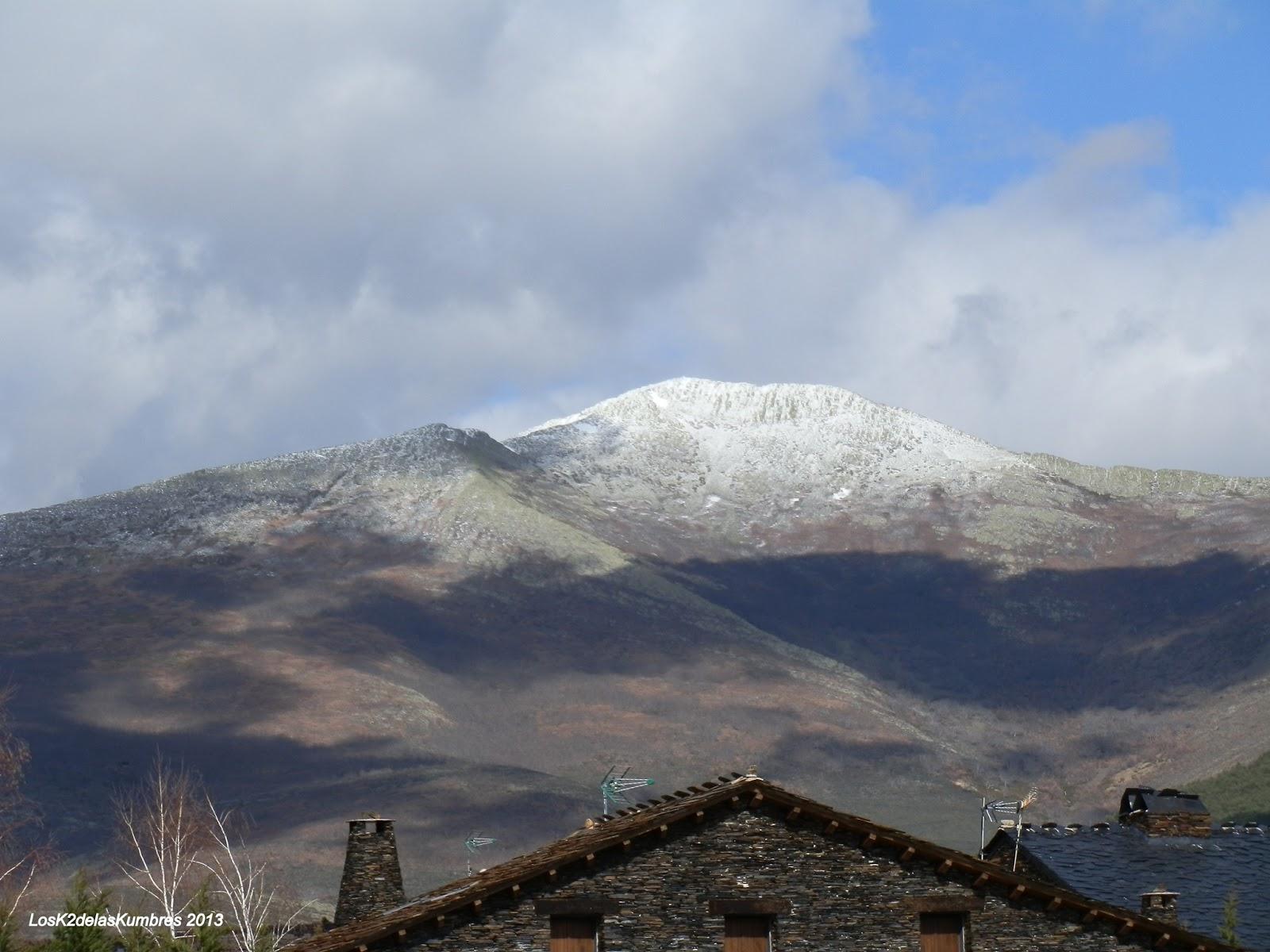Sierra de Ocejon, El Pico Ocejon