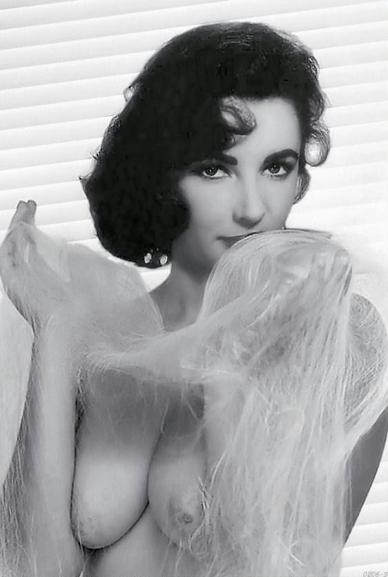 Elizabeth Taylor Nude 76