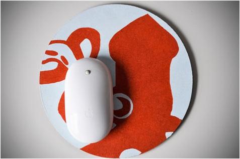 el yapımı mousepad