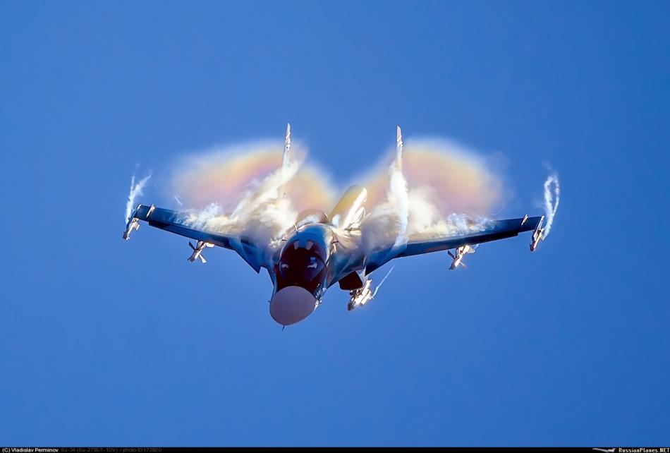 Sukhoi Su-34 Fighter  ...