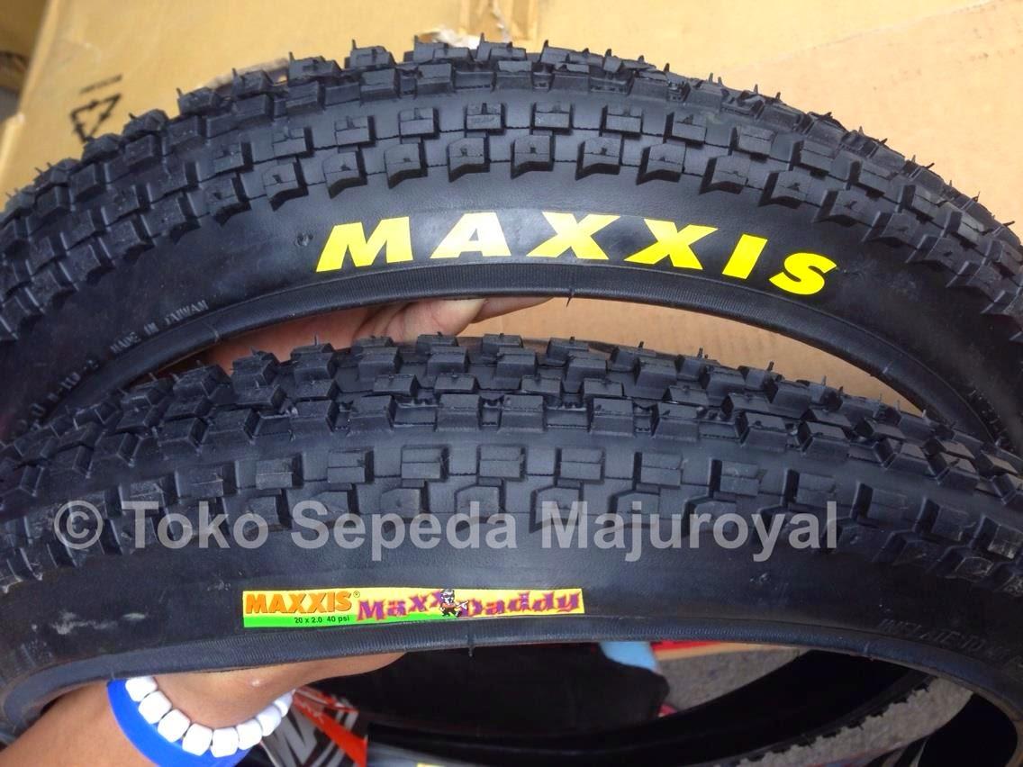 Ban Maxxis Maxx Daddy 20x200 Wirebelt