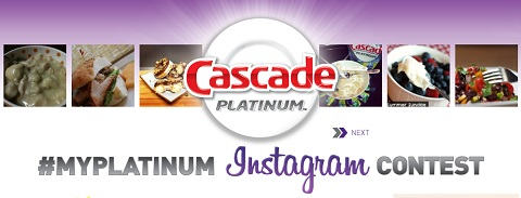 MyPlatinum Instagram Contest
