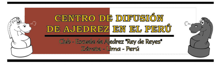 AJEDREZ DESDE LIMA - PERU