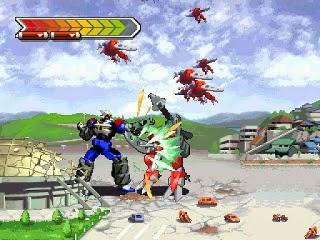 Download game Gear Fighter Dendoh
