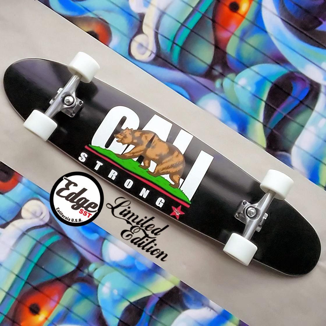 CALI Strong Skateboarding