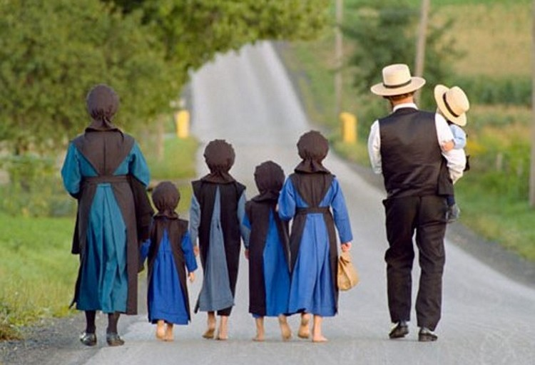 Amish dating bed courtship