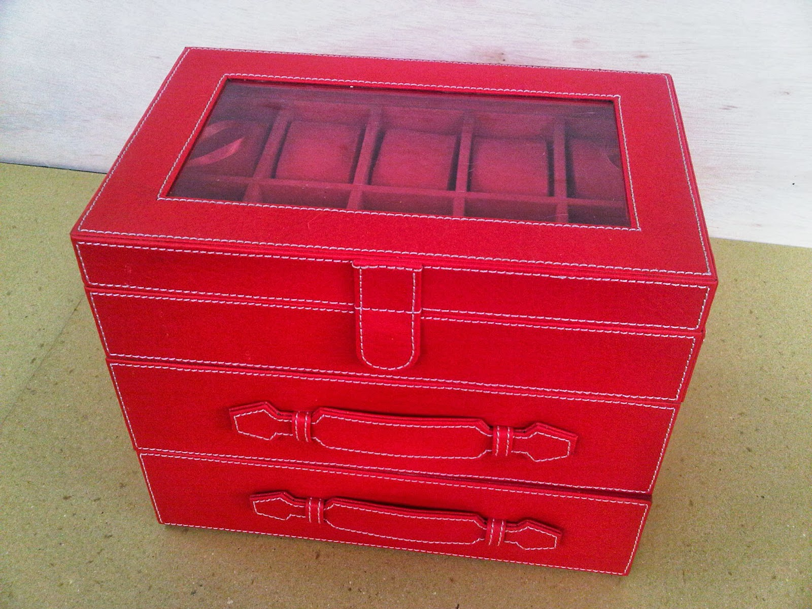 Jogja Home Industry Box Jam Isi 30 Exlusive 1