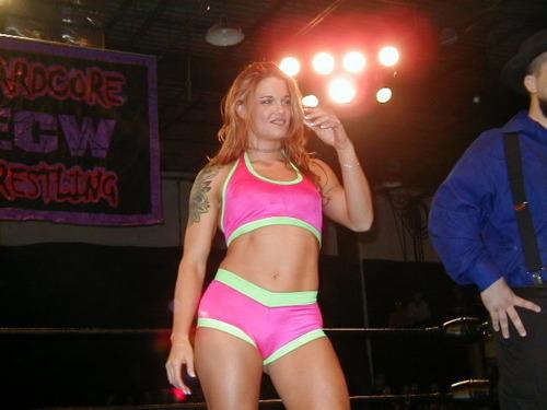 ECW Lita Heyman WWE Dumas Hardcore Angelica Danny Dorman