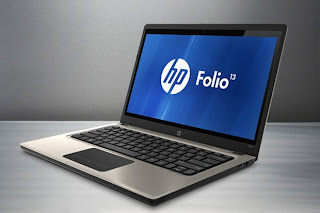 Laptops HP Folio 13 ultrabook review
