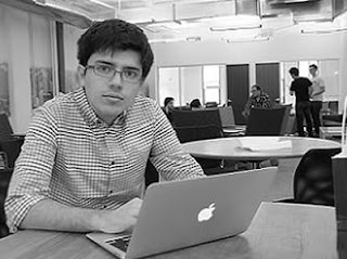 Andres Barreto, fundador grooveshark