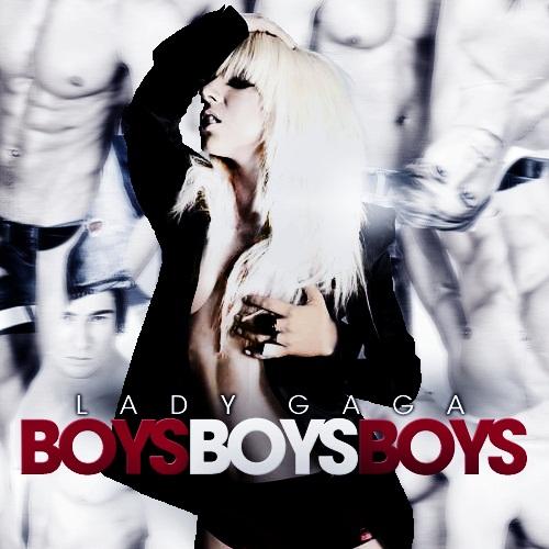 lady gaga on soundtrack j boys boys boys