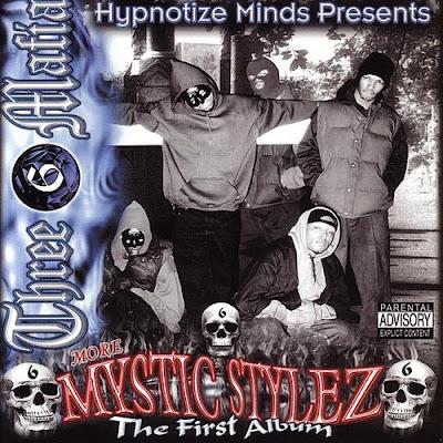 Three 6 Mafia – More Mystic Stylez: The First Album (CD) (2001) (FLAC + 320 kbps)