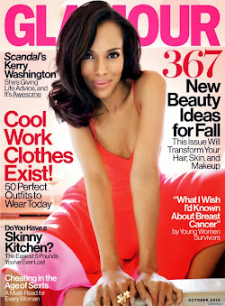 Glamour - Kerry Washington