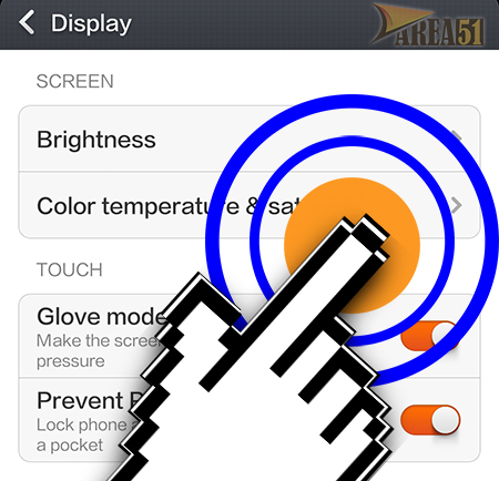 fix Touch Sensitivity on xiaomi mi3
