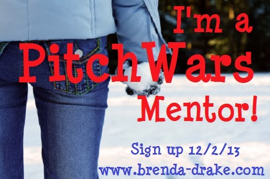 I'm a Pitch Wars Mentor!