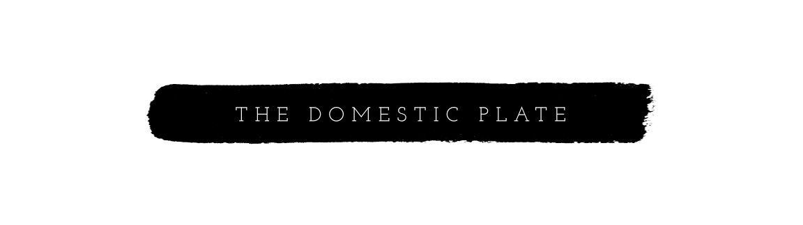 The Domestic Plate