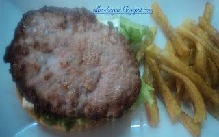 hamburguesa alba hogar