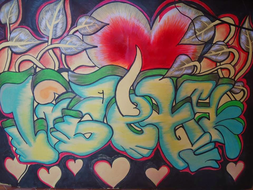 Graffiti Imagenes de Graffitis