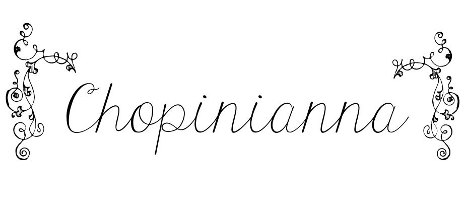 Time travelling Chopinianna | Chopinianny podróże w czasie
