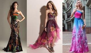 tendências de Vestidos Longos para Festa 2013