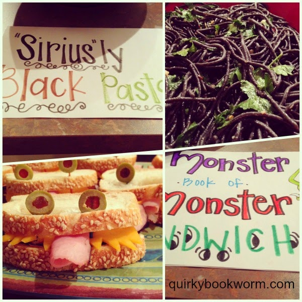 Fantastic Food Ideas for a Harry Potter Party: Prisoner of Azkaban
