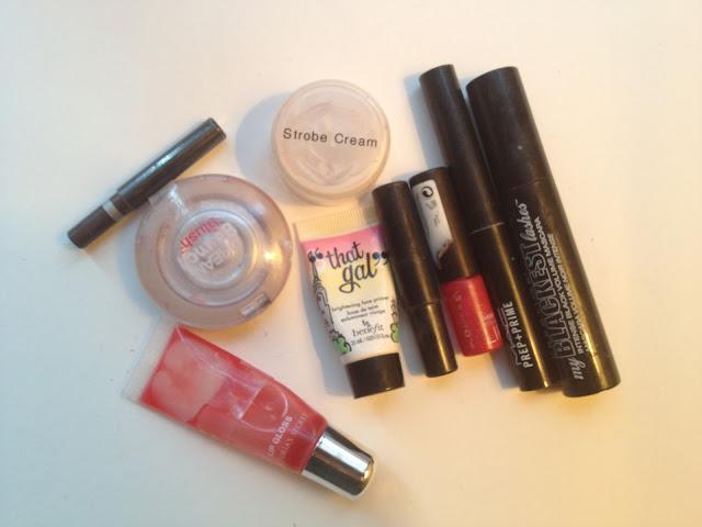 Makeup Empties