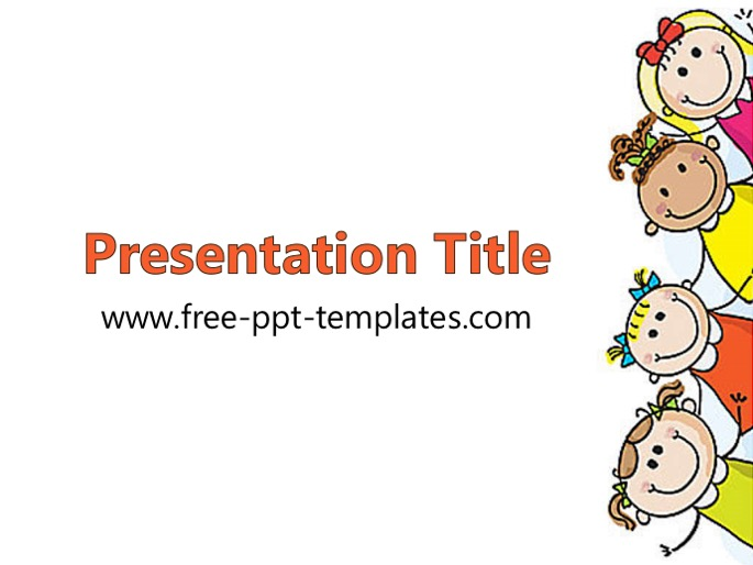 Free Kids PowerPoint Templates Themes amp PPT