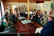 Una riunione dei nostri ragazzi a salvaguardia della pace e del progresso, in Kosovo