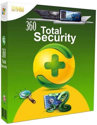 360 Total Security 9.2.0.1290 poster box cover