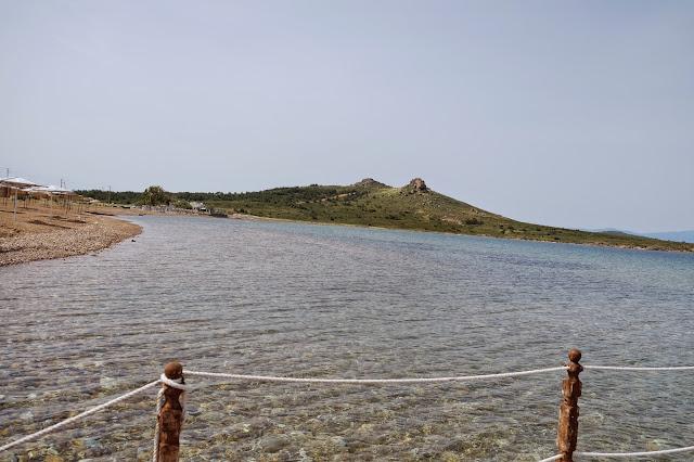 cunda-ayvalik-sevgiligezenkagit - deniz