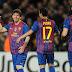 اهداف مباراة برشلونة وميلان 3-1